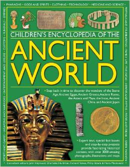 CHILDREN\'S ENCYCLOPEDIA OF THE ANCIENT WORLD