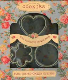 MAKE YOUR OWN COOKIES. RECIPE BOOK