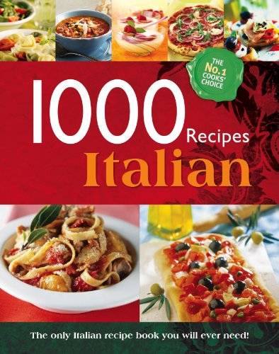 100 RECIPES ITALIAN