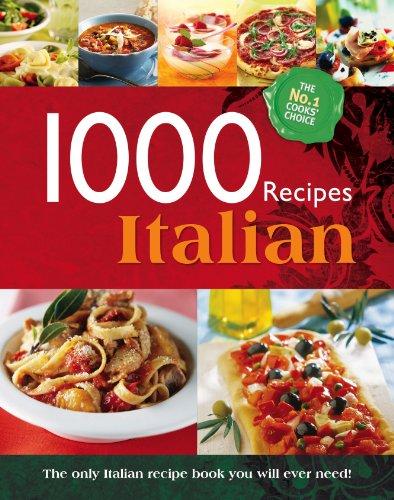 100 RECIPES ITALIAN