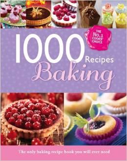 1000 RECIPES BAKING