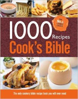 1000 RECIPES COOK\'S BIBLE