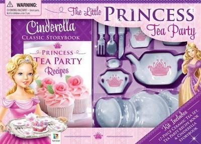 THE LITTLE PRINCESS TEA PARTY