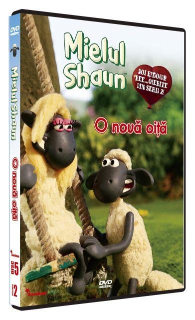 Mielul Shaun - O noua oita
