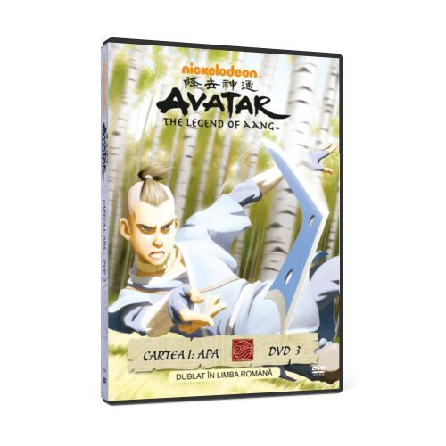 AVATAR, Cartea I:Apa, dvd 3