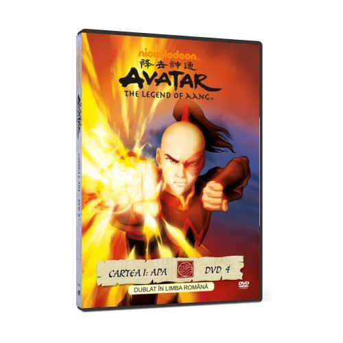 AVATAR, Cartea I:Apa, dvd 4