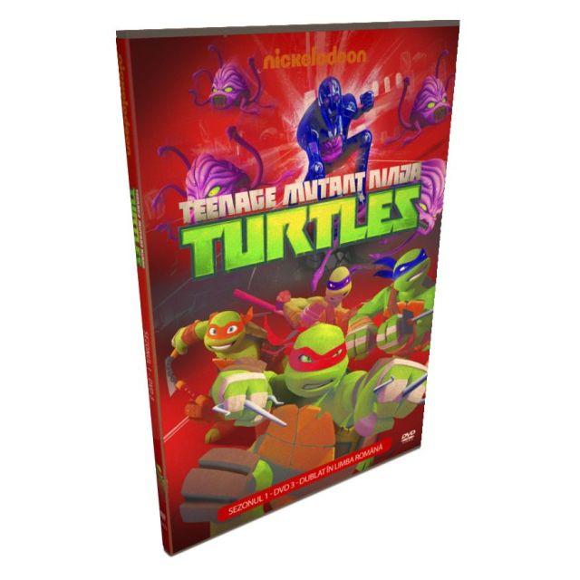 TMNT 3  -Teenage Mutant Ninja Turtles