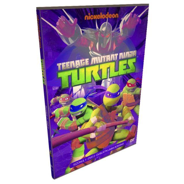 TMNT 2  -Teenage Mutant Ninja Turtles
