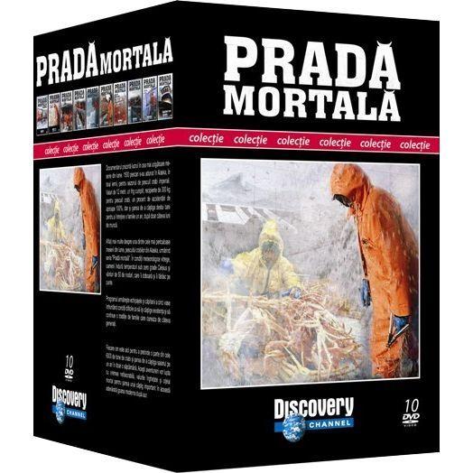 Prada mortala Colectie Prada mortala - 10 DVD-uri