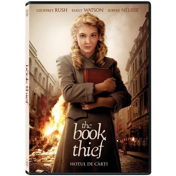 BOOK THIEF - HOTUL DE CARTI