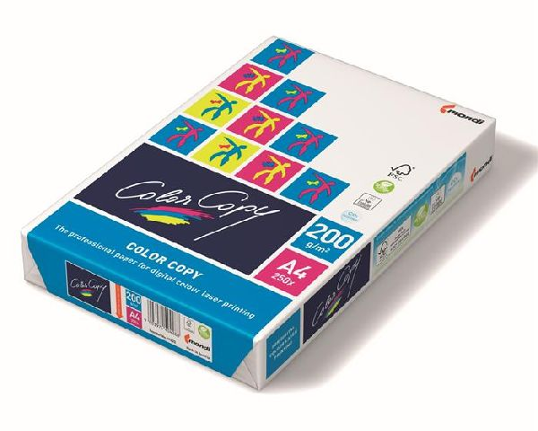 Carton Color Copy A4,200g,250coli/top