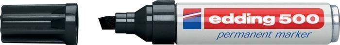 Marker perm.Edding 500,vf.2-7mm,negru