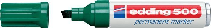 Marker perm.Edding 500,vf.2-7mm,verde