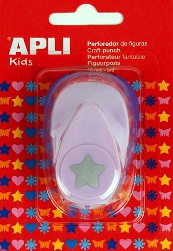 Perforator Apli,mov,figurine stea