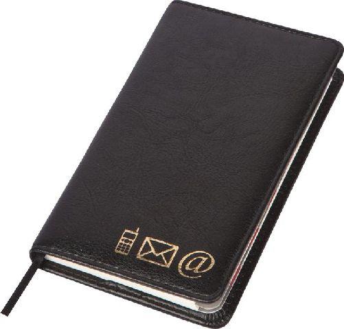 Agende telefonica A6,index A-Z,negru