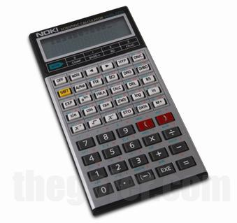 Calculator Noki stintific