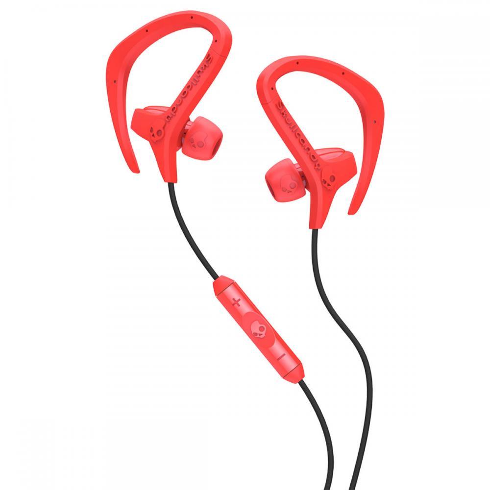 Casti Skullcandy Chops Buds Hot Red/Black