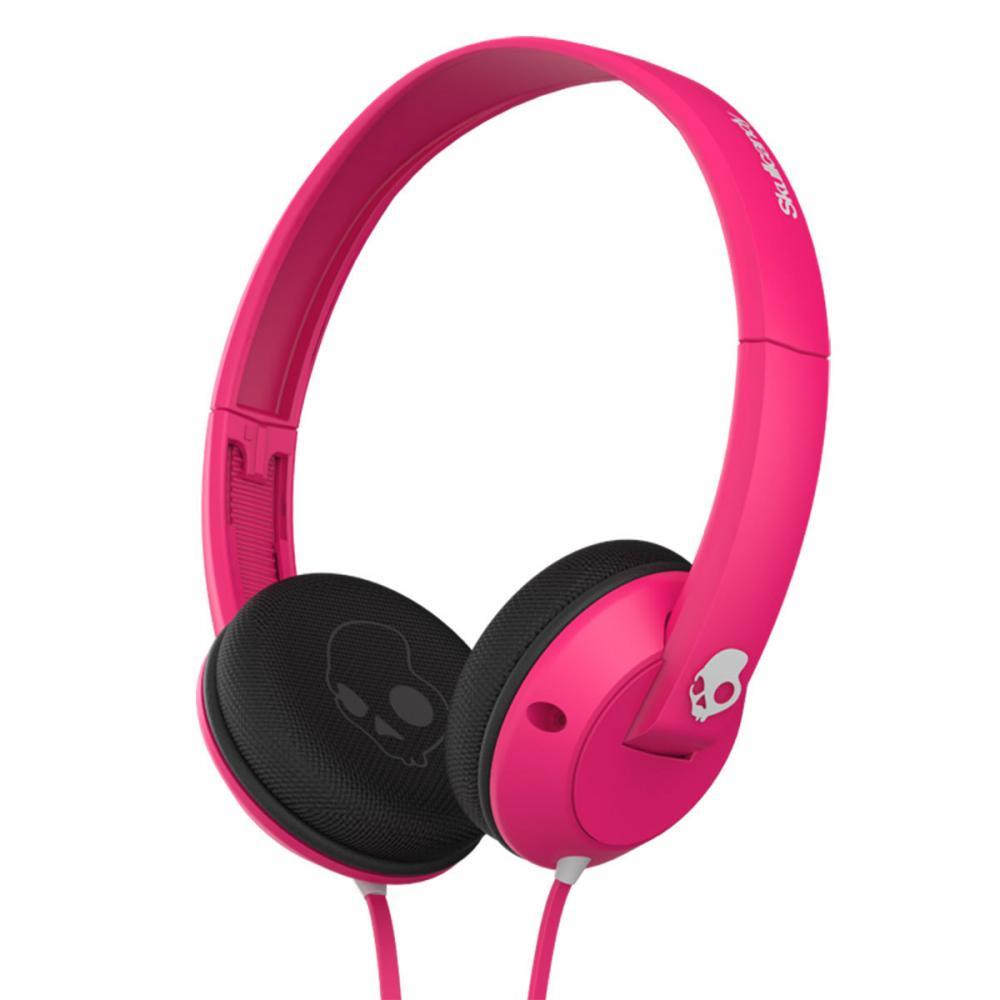 Casti Skullcandy Uprock Pink/Black/Gray