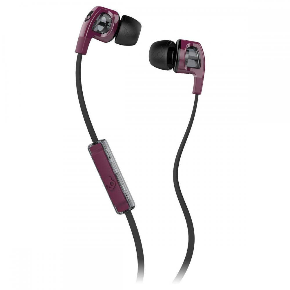 Casti Skullcandy Smokin Buds 2 Plum/Black