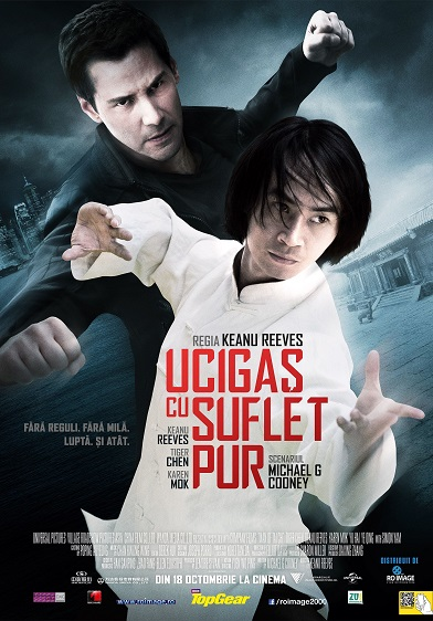 MAN OF TAI CHI - UCIGAS CU SUFLET PTATE