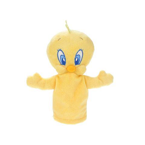 Jucarie marioneta Baby Tweety 24 cm