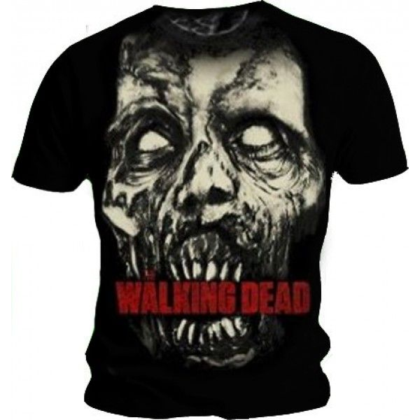 T-Shirt The Walking Dead Bold Walker Size L