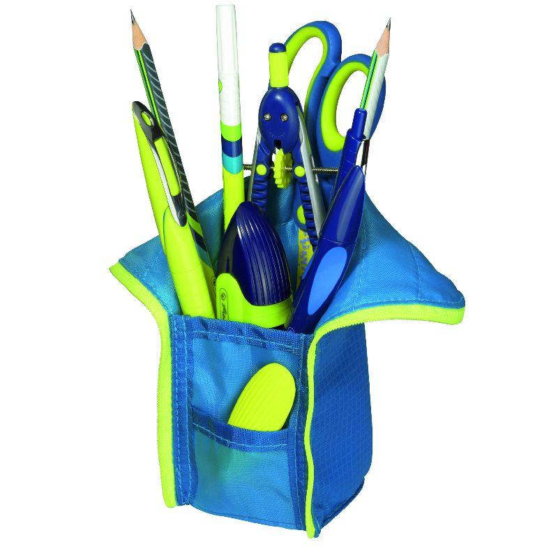 Penar suport instrumente,albastru