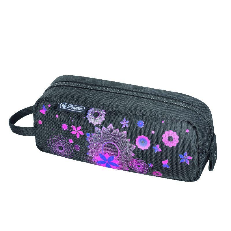 Pouch Be.Bag Quattro,Pink Butterflies