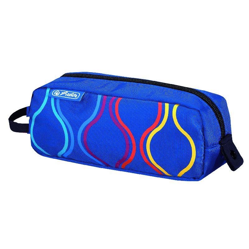 Pouch Be.Bag Quattro,Bubbles,albastru