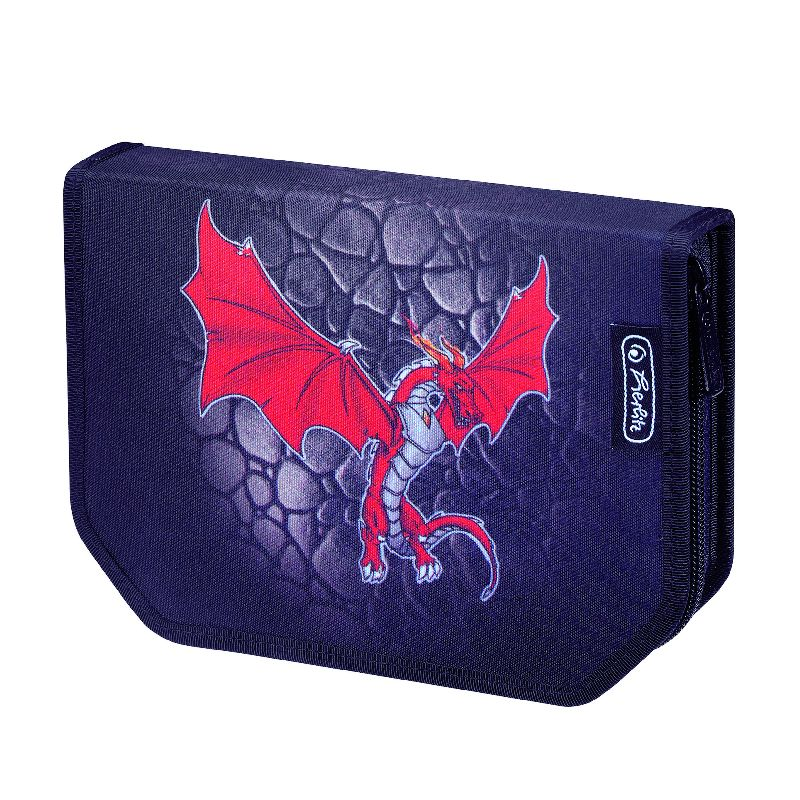 Penar echipat 26pcs,Midi,Red Dragon
