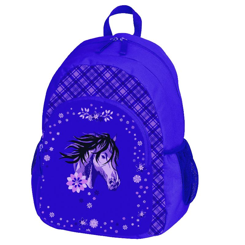 Rucsac scoala primara,Glitter Horse