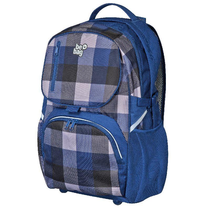 Rucsac Be.Bag Cube,carouri 1