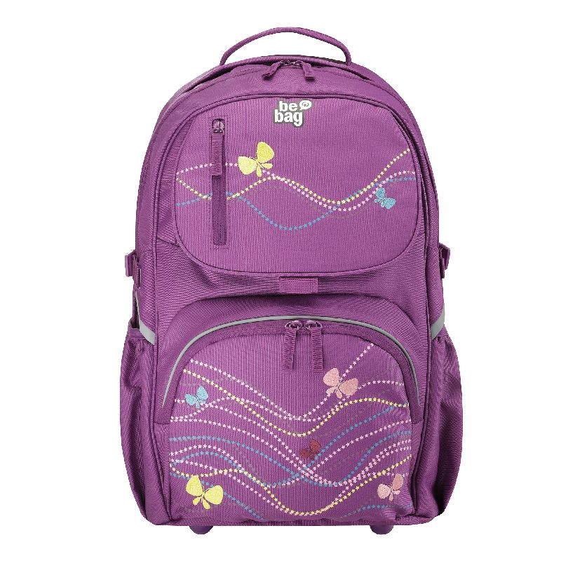Rucsac Be.Bag Cube,Butterfly Stars