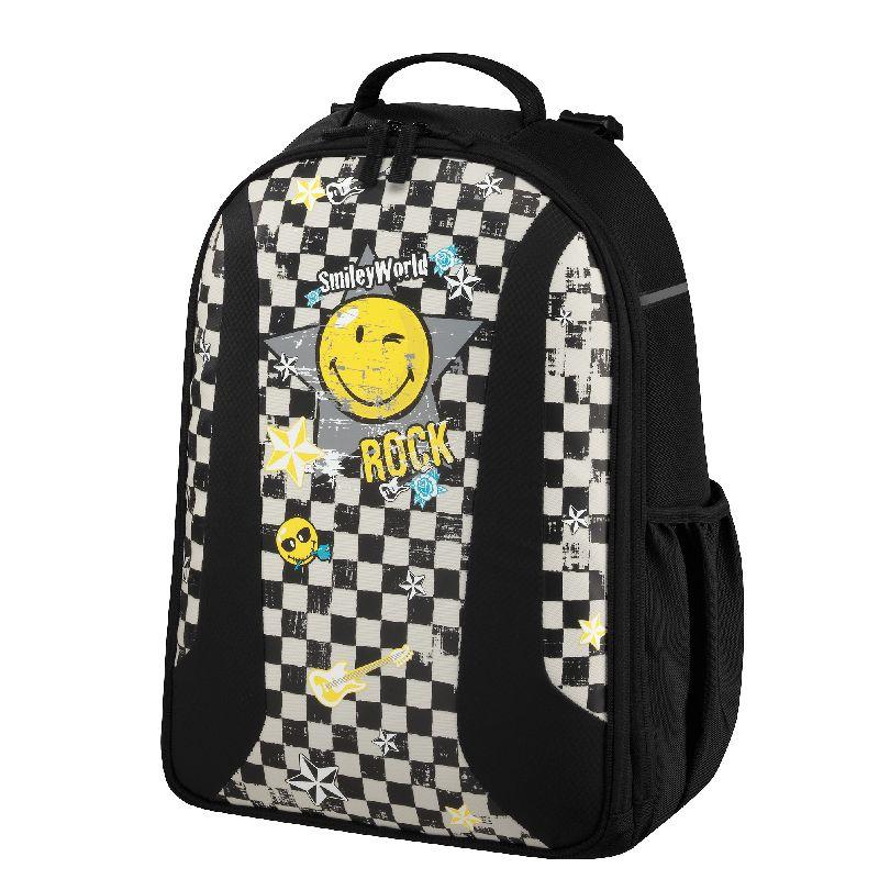 Rucsac Be.Bag Airgo,Smiley Word Rock