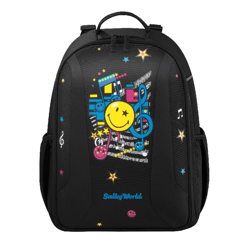 Rucsac Be.Bag Airgo,Smiley Word Pop