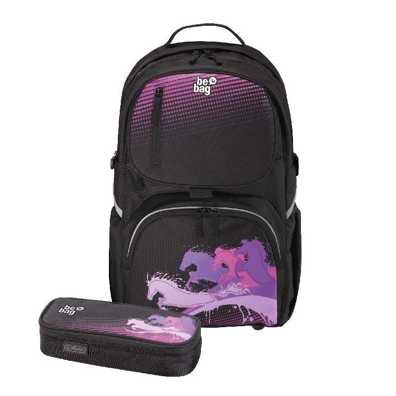 Rucsac Be.Bag Cube+pouch,Horse Power