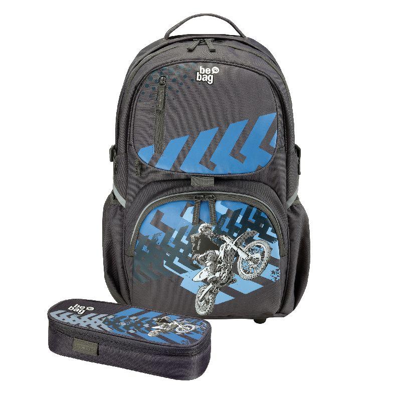 Rucsac Be.Bag Cube+pouch,Motorrace