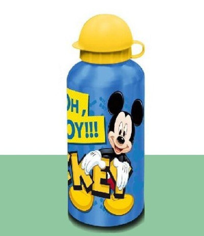 Bidonas apa,aluminiu,500ml,Mickey