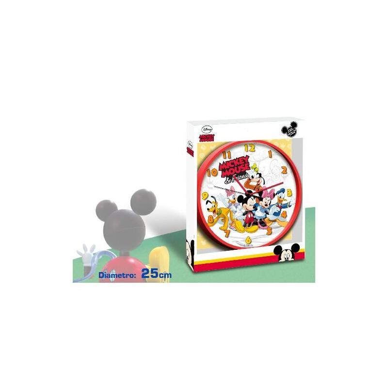 Ceas de perete 25cm,Mickey