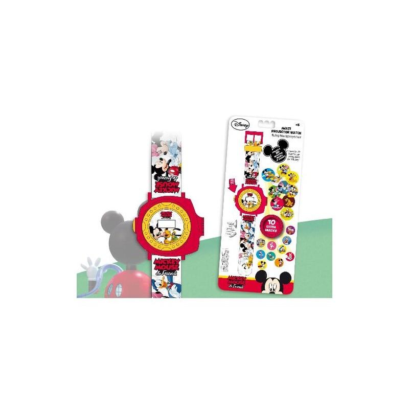 Ceas mana,digital,cu proiector,Mickey