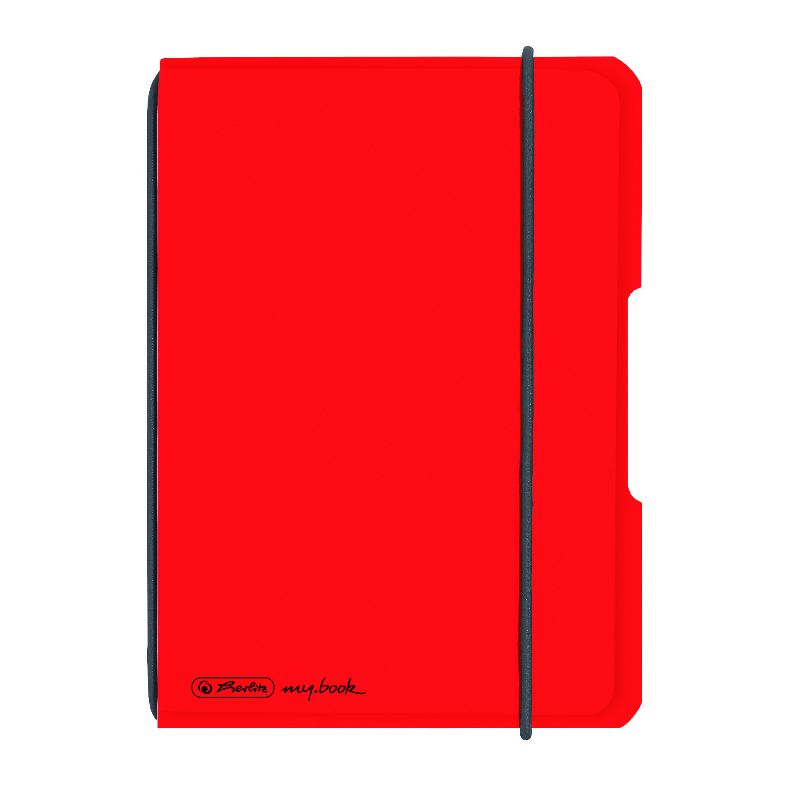 Caiet A6,My.Book Flex,40f,dict,rosu