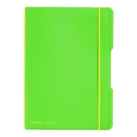 Caiet A4,My.Book Flex,40f,dict,verde