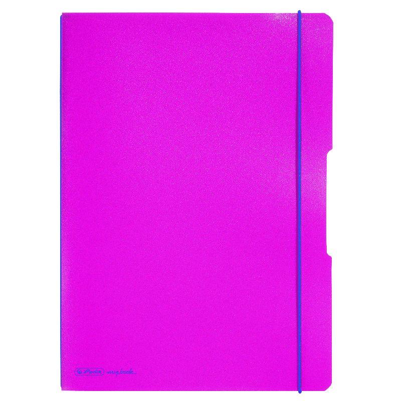 Caiet A4,My.Book Flex,40f,mate,roz
