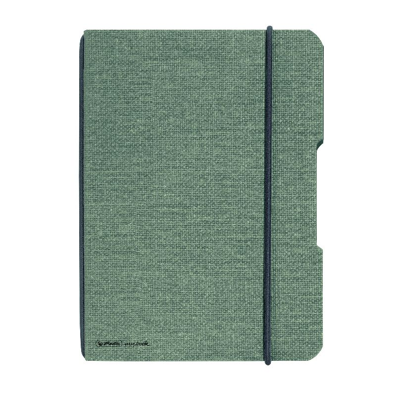 Caiet A5,My.Book Flex,40f,mate,gri