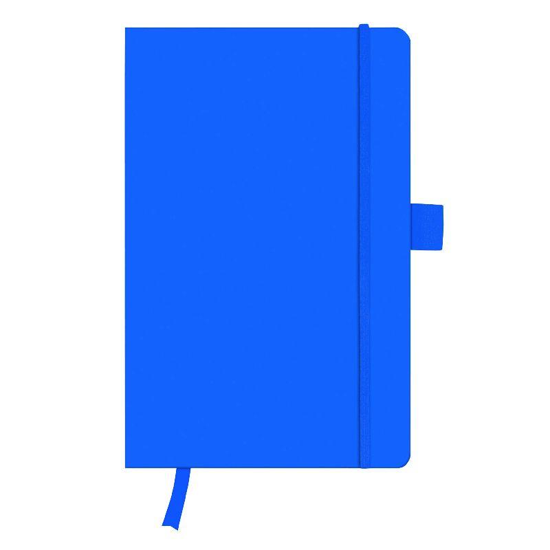 Agenda A5,My.Book Classic,96f,velin,albastru