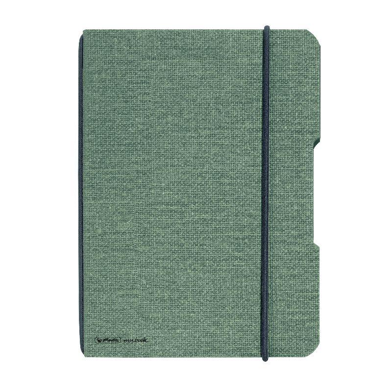 Caiet A4,My.Book Flex,40f,mate,gri