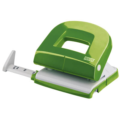 Perforator Novus E216 Fresh,16coli,verde