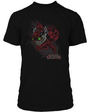 T-SHIRT League of Legends Ziggs L