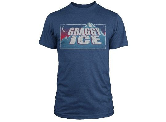 T-SHIRT League of Legends Graggy Ice L