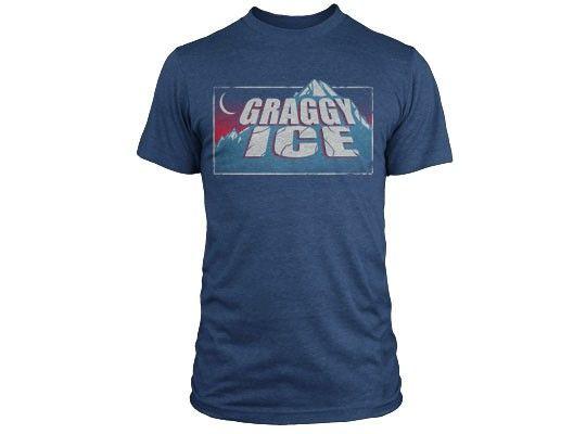 T-SHIRT League of Legends Graggy Ice L